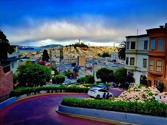 San Francisco: Palace of Fine Arts, Baker Beach, E Tutto