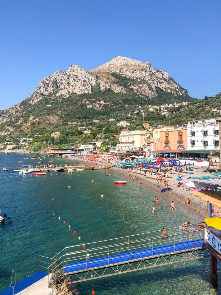 Tour Costiera Amalfitana Cartina.Viaggio Di 9 Giorni Alla Scoperta Della Costiera Amalfitana Con Gita A Napoli Casale Management