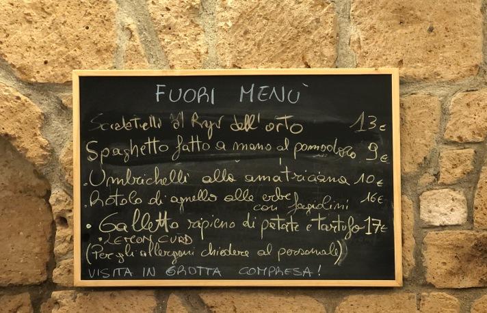 Casale Management - Food - Italia - Italy - Umbria - Orvieto - Il Labirinto di Adriano - Pranzo - Cena - Design - Interior - Interni - Fuori Menù