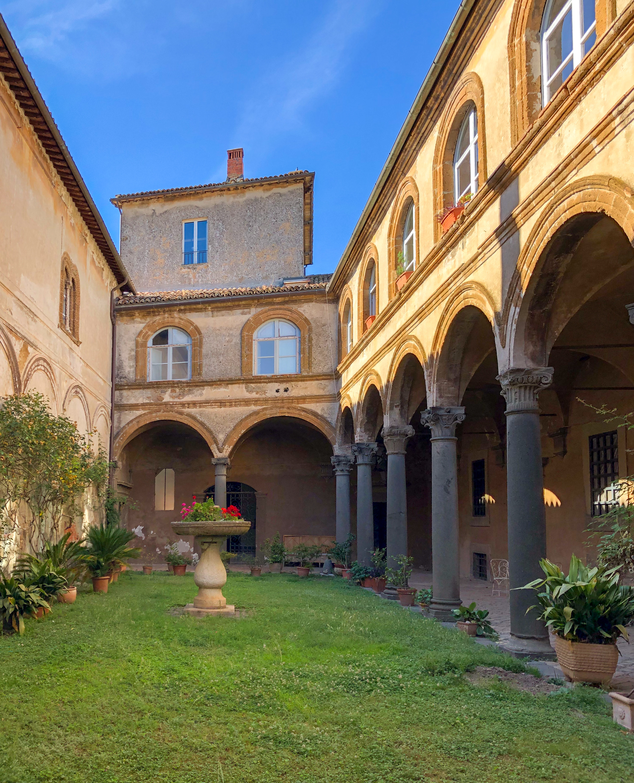 Italia - Italy - Casale Management - Travel - Orvieto - Coorti segrete