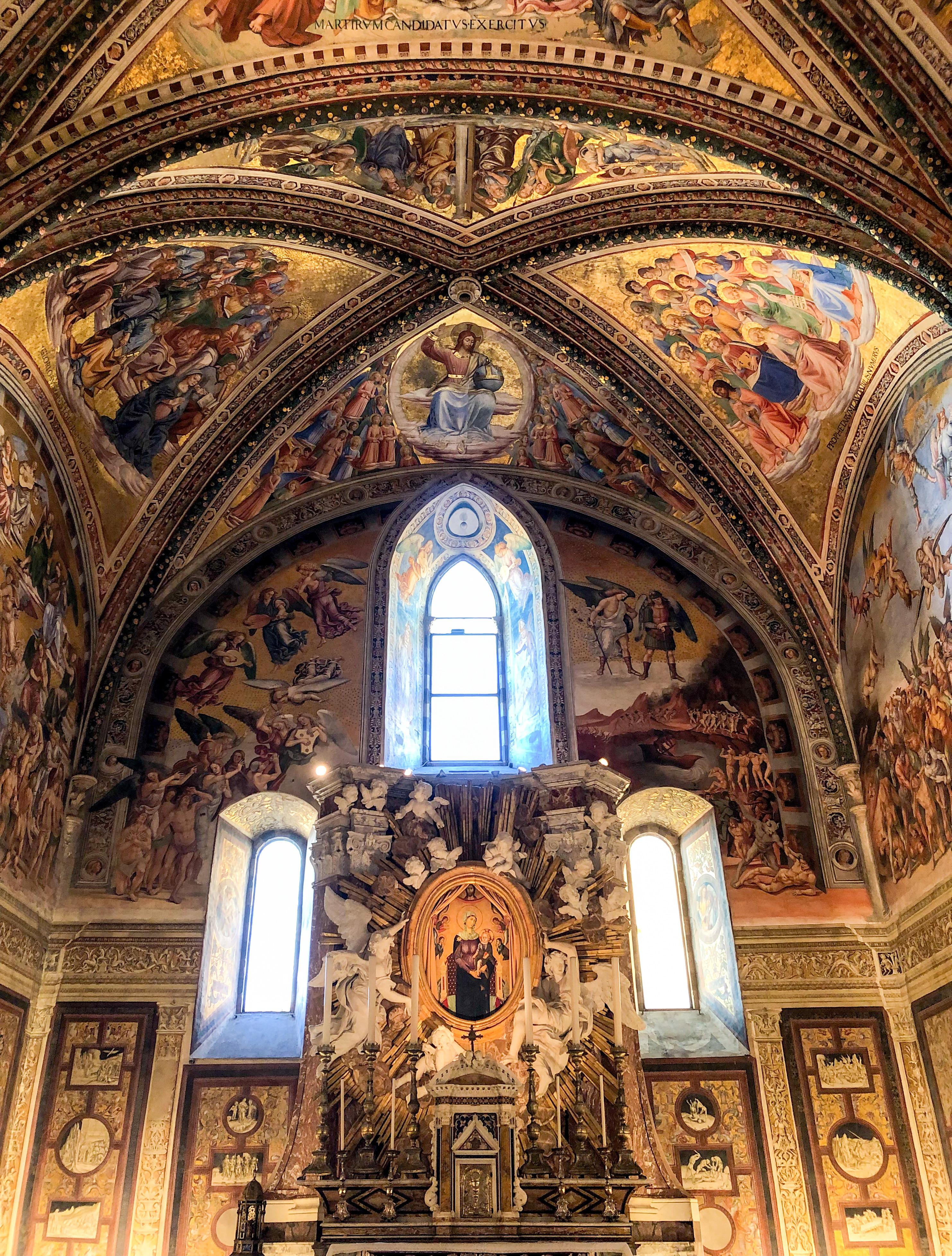 Italia - Italy - Casale Management - Travel - Orvieto - Duomo (interno)