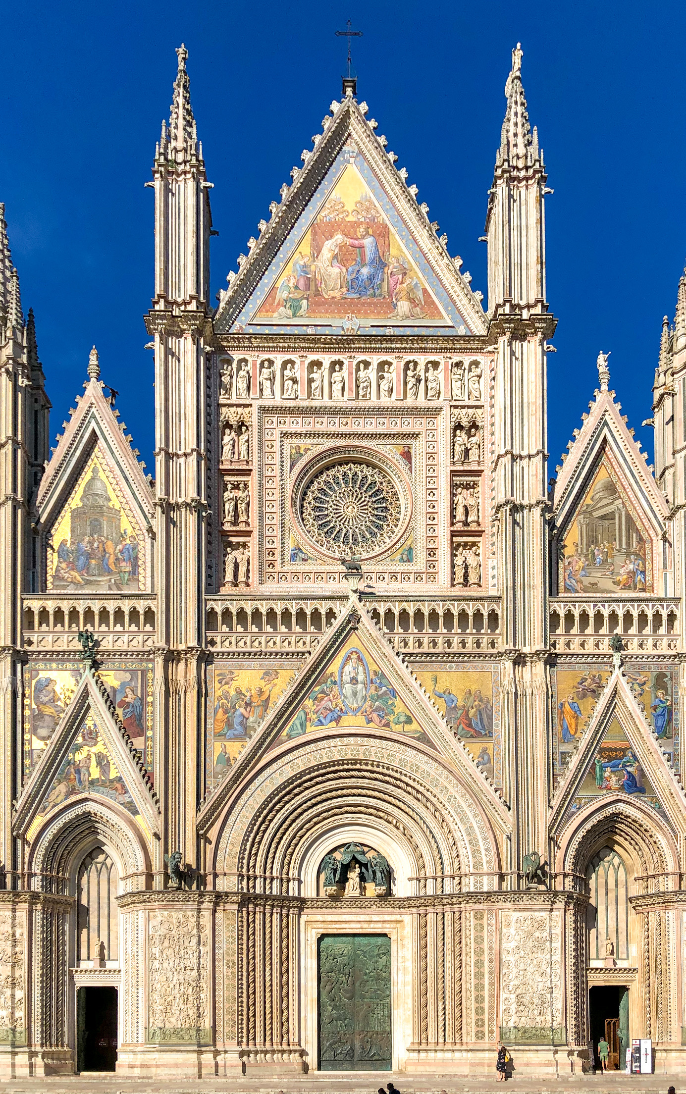 Italia - Italy - Casale Management - Travel - Orvieto - Duomo