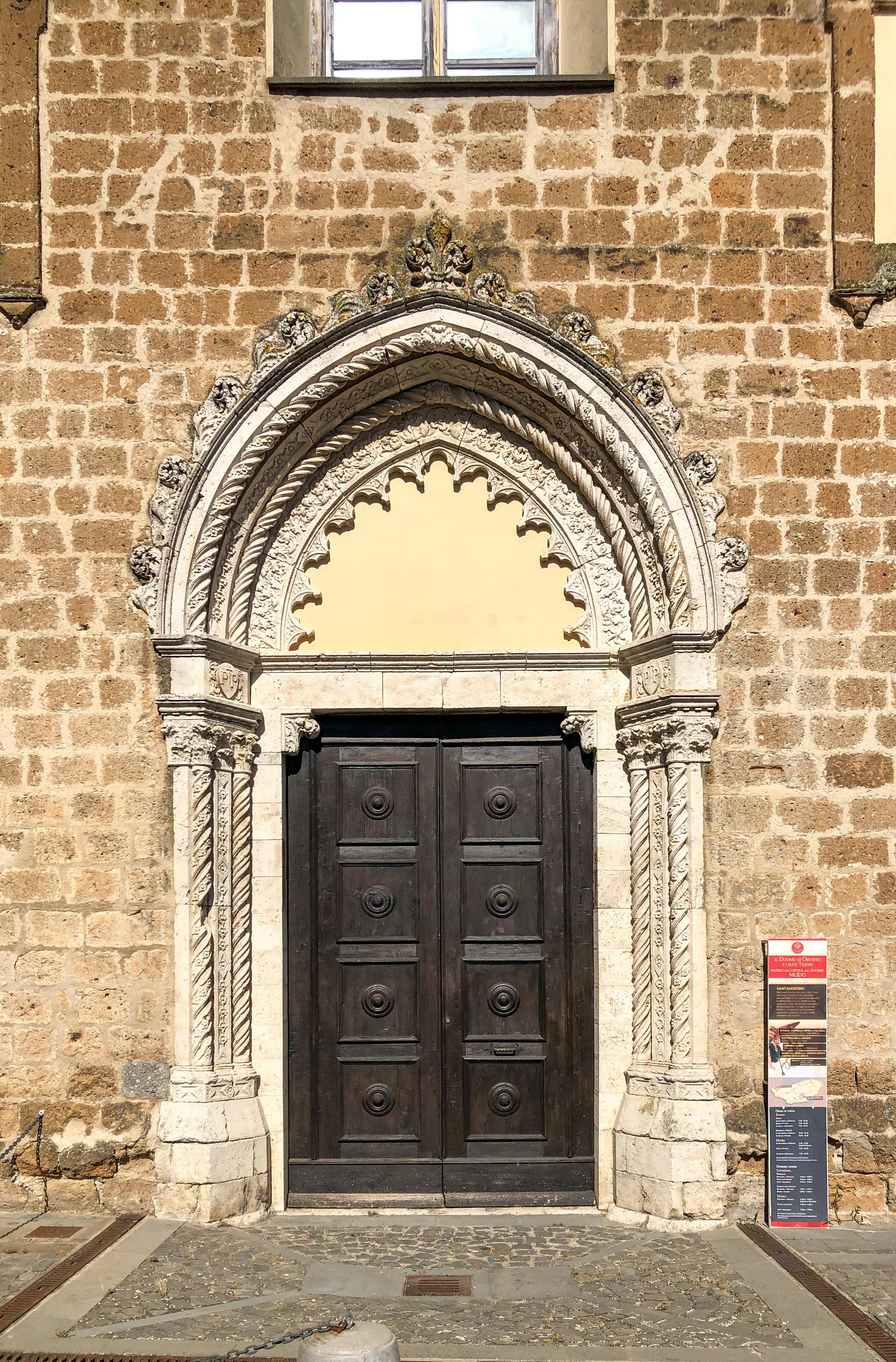 Italia - Italy - Casale Management - Travel - Orvieto - Ex Chiesa di Sant'Agostino