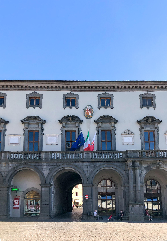 Italia - Italy - Casale Management - Travel - Orvieto - Palazzo Comunale