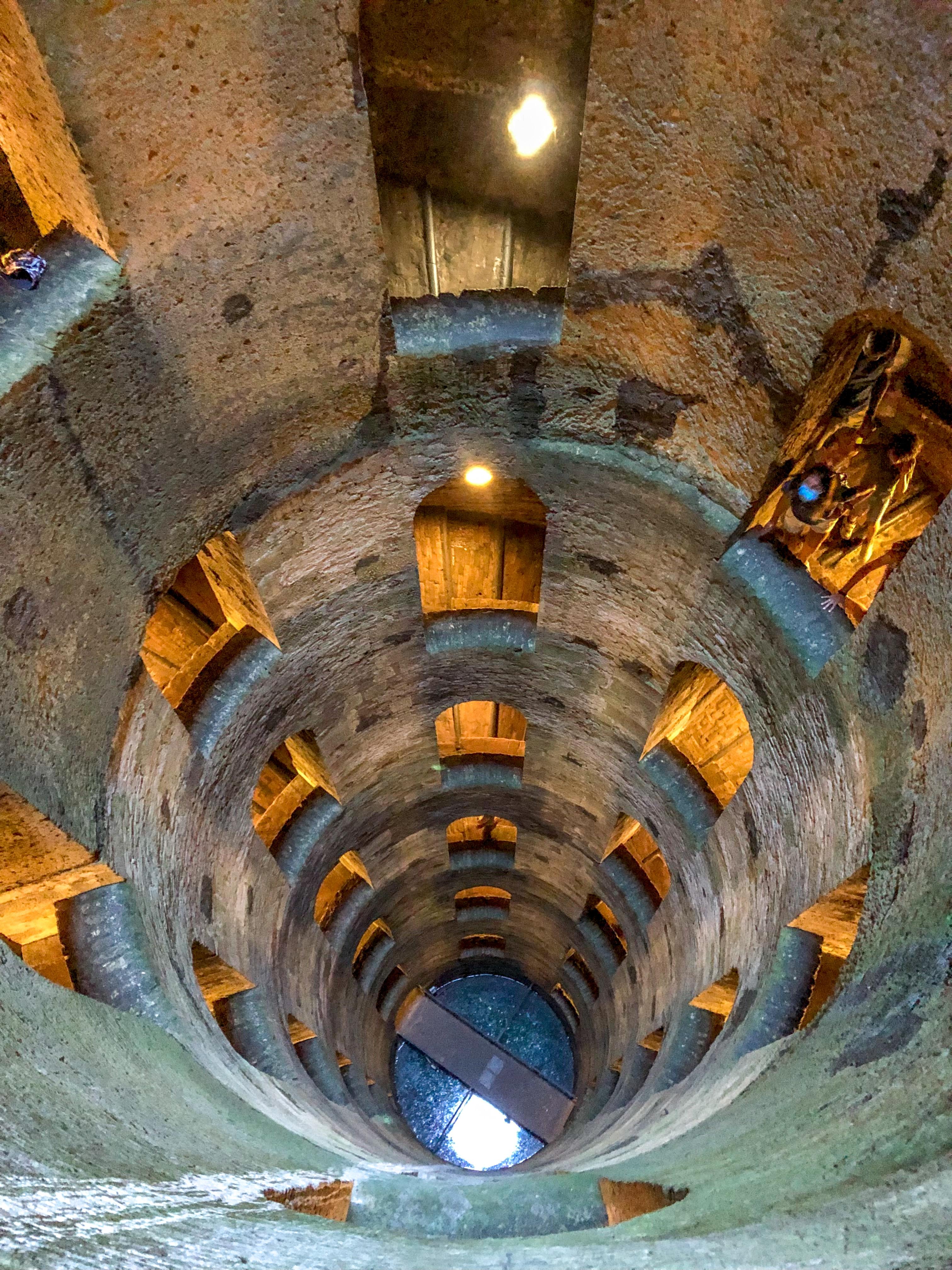 Italia - Italy - Casale Management - Travel - Orvieto - Pozzo di San Patrizio